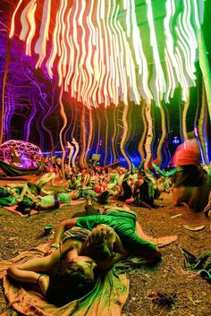 "doobz-n-boobz: "" j-aliien: "" take a vacation "" Electric forest?!? "" Gah my heart"