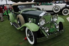 1929 Willys Knight 66B Plaidside Roadster by Griswold