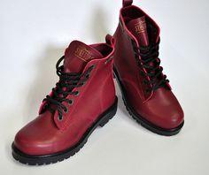 Bota Way Atanado Rio Red  Barth Shoes da coleção inverno 2016