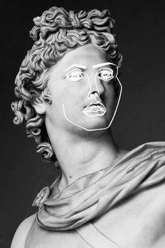 statue tumblr pale - Buscar con Google