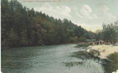 Waldameer's Lagoon.