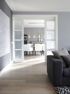 paint, trim, furniture, floors