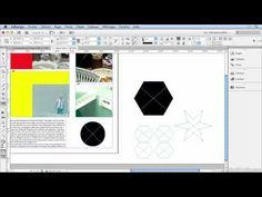 InDesign CS6 : Utiliser les outils - YouTube