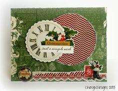 Christmas card, very cute