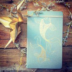 carnet /notebook THAO VAN x le papier fait de la résistance