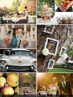autumn wedding vintage-inspired-parties
