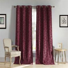 #Jane.com - #Duck River Textile, Inc. Grommet Window Pair Panel / 2 piece - AdoreWe.com