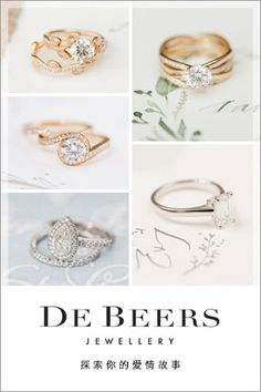 De Beers | Diamond Jewellers | Static Banner Ad | Skywire created display banners for digital marketing campaigns across the UK, US, France and Asia.