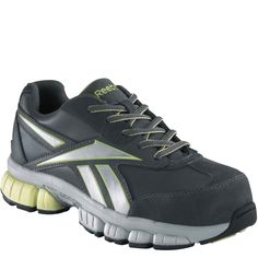 2c9e22d4ba6d RB442 Reebok Women s Cross Trainer Safety Shoes - Grey