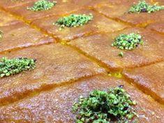 Συνταγή Ραβανί αφρός