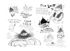 Cressida Cowell: my tour through 15 years of How to Train Your Dragon – in pictures | Children's books | The Guardian