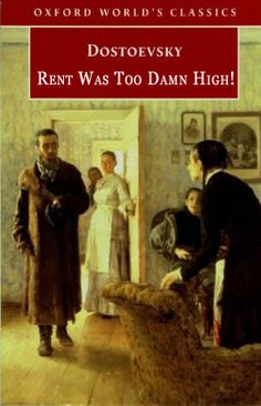 """Crime and Punishment. I would also suggest: """"When Landladies Won't Leave Well Enough Alone."""""""
