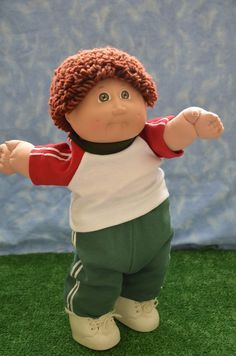 decd5dc9236085 cabbage patch doll Boy Cabbage Patch Dolls