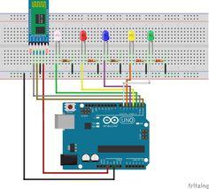 Nr.18 - HC-05 und HC-06 Bluetooth Modul