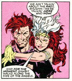 Gambit & Rogue <3
