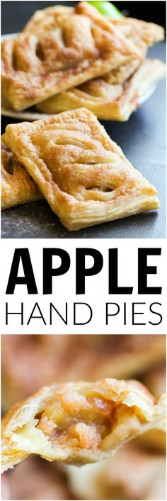 Apple Hand Pies | Six Sisters' Stuff