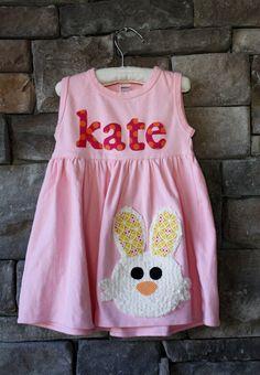 London's Easter Dress