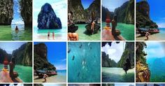 Krabi is a coastal province in the southwest of Thailand.