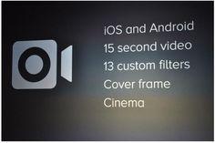Actualización de Instagram permite capturar vídeo e imágenes en modo apaisado