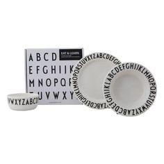 ACCESSOIRES Archives - Sunday Grenadine Alphabet Letters Design, Alphabet Print, Plate Design, Box Design, Design Shop, Brand Design, Arne Jacobsen, Vintage Typography, Pink Design