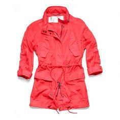 Coach featherweight jacket