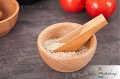 Czerpak drewniany do produktów sypkich L, 20 ml