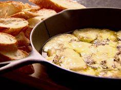 Baked Fontina  Recipe courtesy of Ina Garten SHOW:Barefoot Contessa EPISODE:Cook Like a Pro