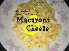 Check out this simple and easy recipe for Gluten-free, Dairy-free and Vegan Macaroni & Cheese that the whole family will love.