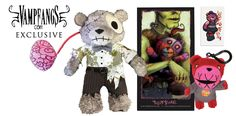 Win a FREE Exclusive Teddy Scares Bear Set!