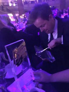 Dec broke his Rts award 5 mins after having it