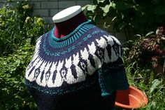 Ravelry: Project Gallery for Paper Dolls pattern by Kate Davies