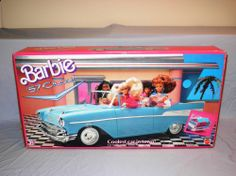 Barbies sweet new Chevy