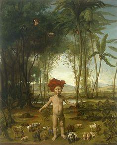 Lunatica desnuda: Magical surrealistas Retratos de Julie Heffernan