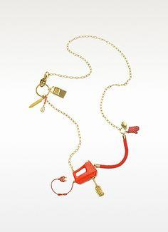 Cuisiniere - Little Baker Long Necklace