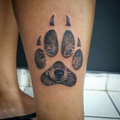 Wolf Tattoos, Bear Paw Tattoos, Wolf Tattoo Forearm, Forearm Tattoo Quotes, Tribal Wolf Tattoo, Feather Tattoos, Deer Tattoo, Mini Tattoos, Body Art Tattoos