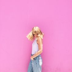 — pretty & pink —