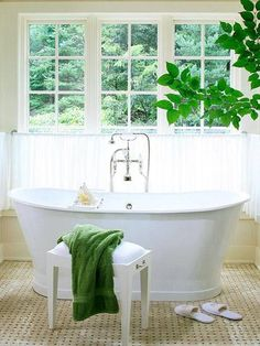 Take a tour of our stylish bathrooms for inspiration on how to create a relaxing oasis just right for you.