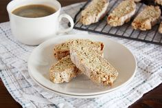 vanilla almond spiced biscotti. by girlversusdough, via Flickr