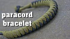 Paracord Armband - Schlangen Knoten