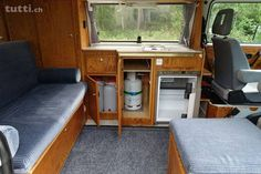 VW Buss Typ2 T3 Reimo Camper
