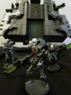 Army, Command Barge, Conversion, Destroyer, Immortals, Lord, Monolith, Necrons, Scarabs, Warhammer 40,000, Warhammer Fantasy, Warriors, Wraiths