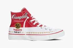 Andy Warhol x Converse Spring 2015 Chuck Taylor All Star Collection | Highsnobiety