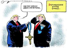 The News in Cartoons - Jack Ohman/The Sacramento Bee
