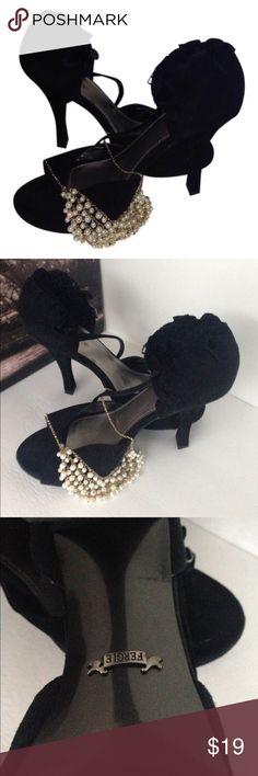 💎💋 Fergie Fergalicious Shoes size 9 Black heels 💎💋 Fergie Fergalicious HOT🔥 size 9 Black heels Fergalicious Shoes Heels