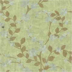 olive sage and moss antiqued vine floral wallpaper from the hgtv home