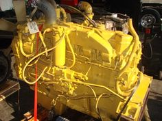CAT 3406 ATAAC sn 4MG 22335 300 HP truck engine run and tested. Can be uprated and used in other applications ID# C08816