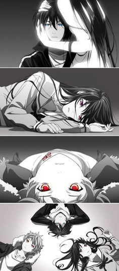 Yato xHiyori x Yukine ♥
