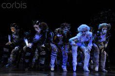 UK - Andrew Lloyd Webber's Cats directed by Trevor Nunn at the London Palladium.