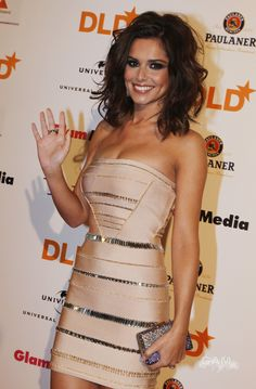 Cheryl Cole Red Carpet Pictures Germany 06
