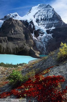 ✯ Mount Robson and Berg-Lake - Mount Robson Provincial Park, British Columbia
